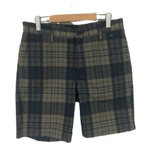 Marc by Marc Jacobs Check Shorts Sz 30